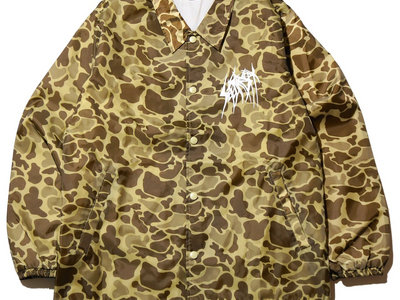 "Coach Jacket ""Live in Baltimore"" - Duck Hunter main photo"