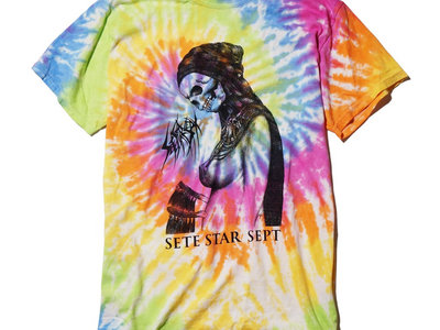 """T-Shirt """"The Judgment By Reaper"""" - Tie dye main photo"""