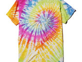 "T-Shirt ""The Judgment By Reaper"" - Tie dye photo"