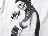 "T-Shirt ""The Judgment By Reaper"" - White photo"