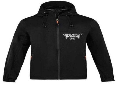 """MindRiot mt. """"Skulls"""" hoodie/jacket. main photo"""