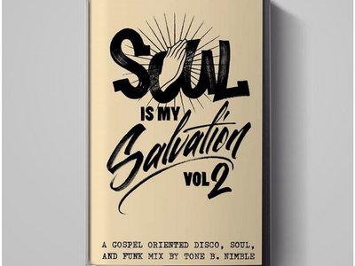 Tone B. Nimble - Soul is My Salvation Vol. 2 (mixtape) main photo
