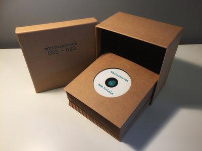 Whitelabrecs CDr Box Set 1-20 main photo