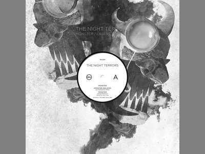 """THE NIGHT TERRORS - MONSTER/LASERS FOR EYES 12"""" main photo"""