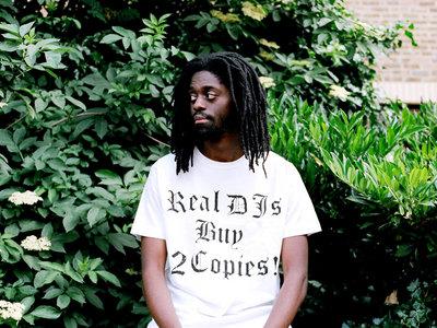 Real DJs Buy 2 Copies T-Shirt main photo