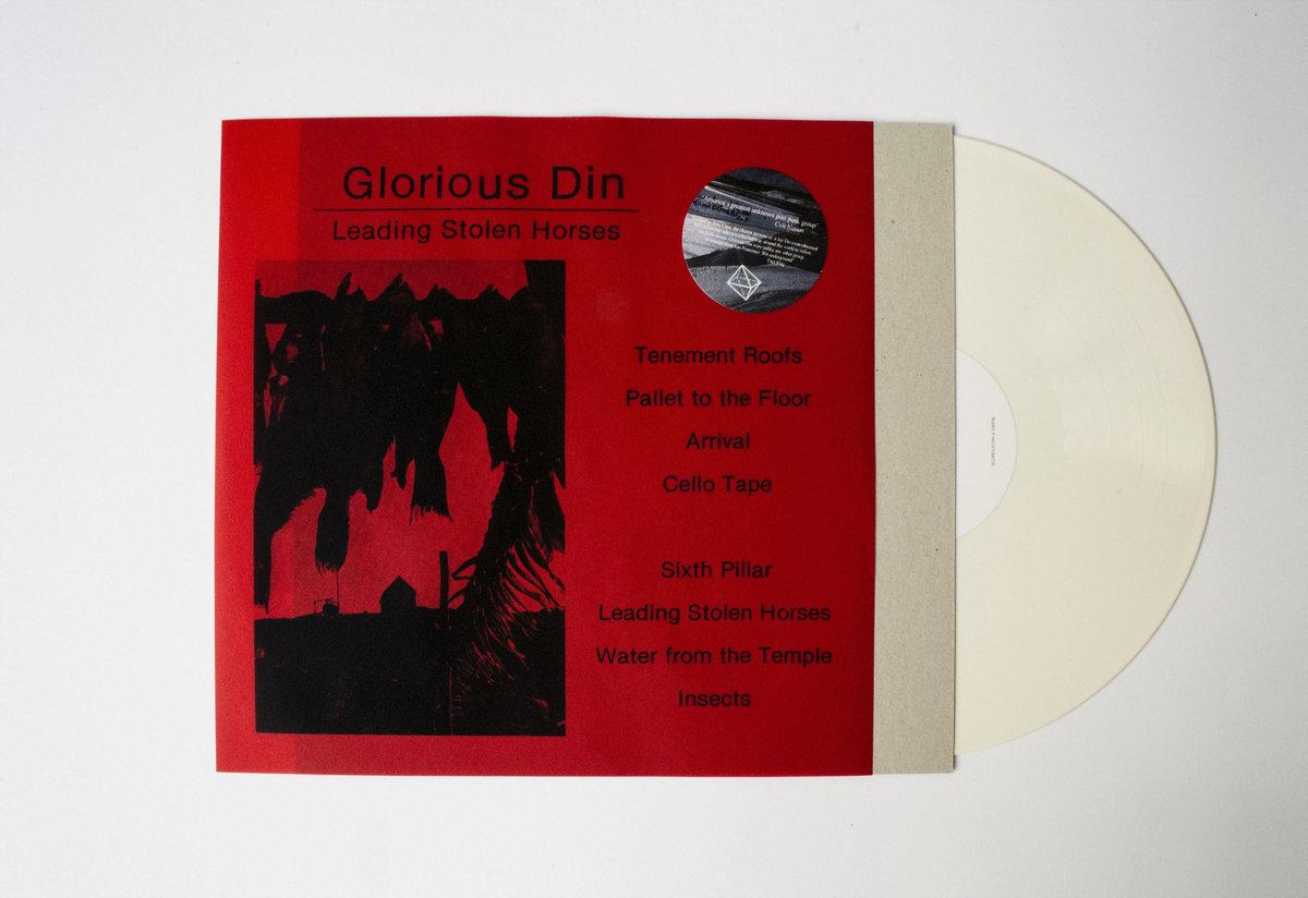 B F E 40 - GLORIOUS DIN - Leading Stolen Horses LP | Btx3R