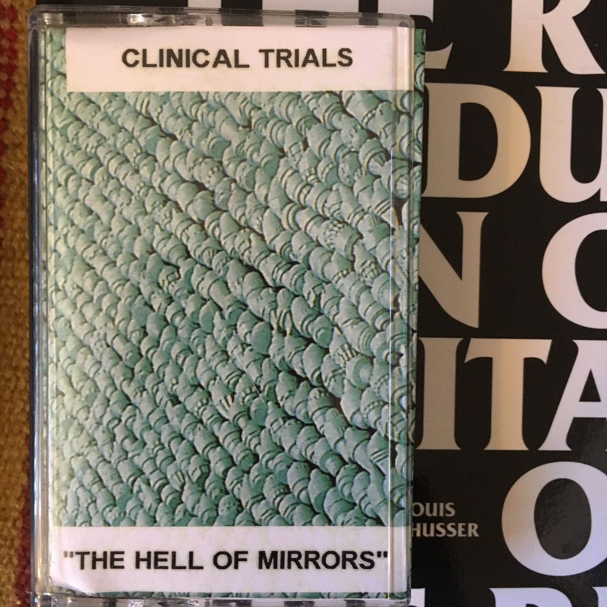 The Hell of Mirrors | Second Skin Recordings