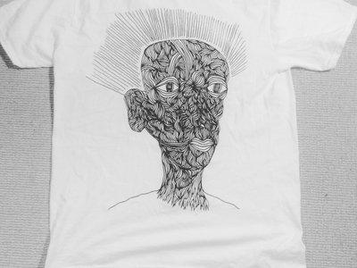 Mr Scribble Head T-shirt main photo