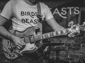 Birds and Beasts Logo T-Shirt photo
