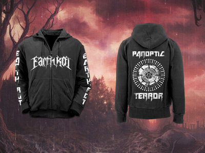 Panoptic Terror Zip Hoodie main photo