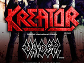 Adelaide Kreator / Vader ticket and The New Dead #8 Ticket Bundle photo