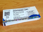Anathema + hazards of swimming naked live at The Triffid [Ticket only] photo