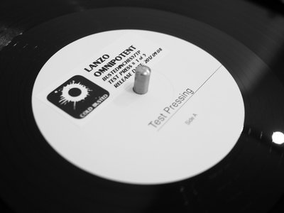 Limited Edition Test Pressing main photo