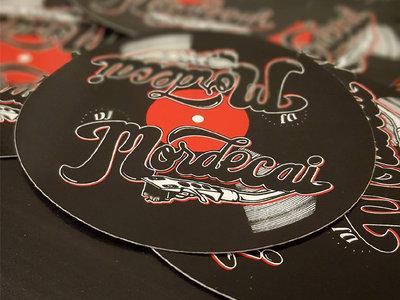 DJ Mordecai sticker bundle main photo