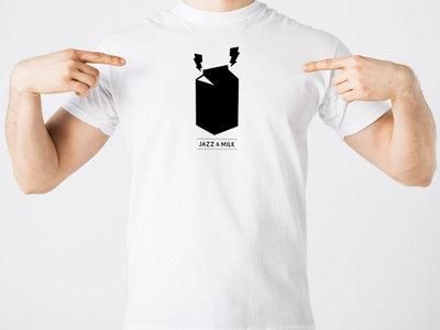 Jazz & Milk T-Shirt white + free dl main photo