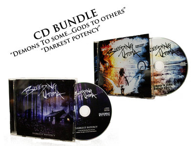 """Demons"" & ""Darkest"" CD Bundle main photo"