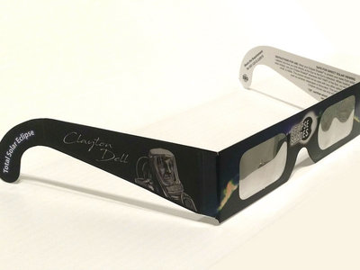 Solar Eclipse Glasses (with free download code) main photo