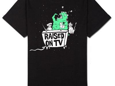 """Raised on TV """"Alien"""" Shirt main photo"""