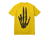 Yellow Butterz Gunfingers T Shirt photo