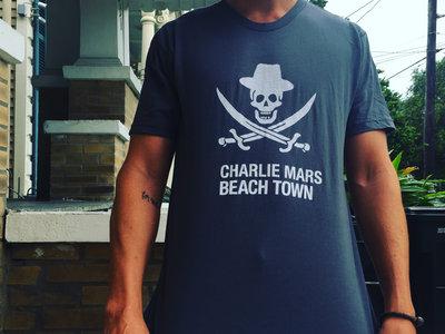 "Grey ""BeachTown"" w/ skull and sword main photo"