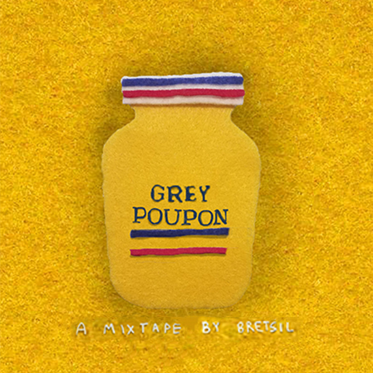 grey poupon poster bretsil