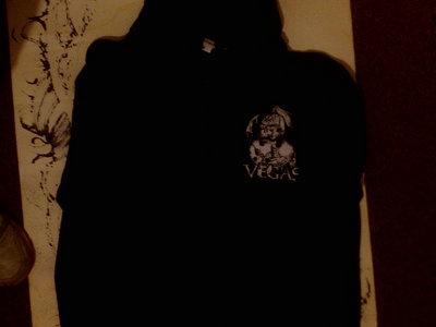 original 'V.J' hoodie. size Medium main photo