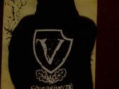 original 'V.J' hoodie. size Medium photo
