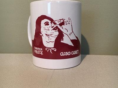 "Baudelaire In A Box ""Closed Casket"" Coffee Mug main photo"