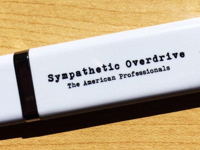 """Limited Edition Flash Drive """"Sympathetic Overdrive"""" Plus Extras main photo"""