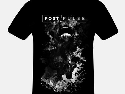 "Post Pulse, ""Halls of the Damned"" Tee Shirt main photo"