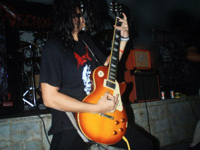 Hector Blair Necromind main photo