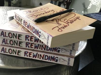 Alone Rewinding Paperback (w/Free Audiobook & Sdtrk!) main photo