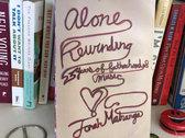Alone Rewinding Paperback (w/Free Audiobook & Sdtrk!) photo