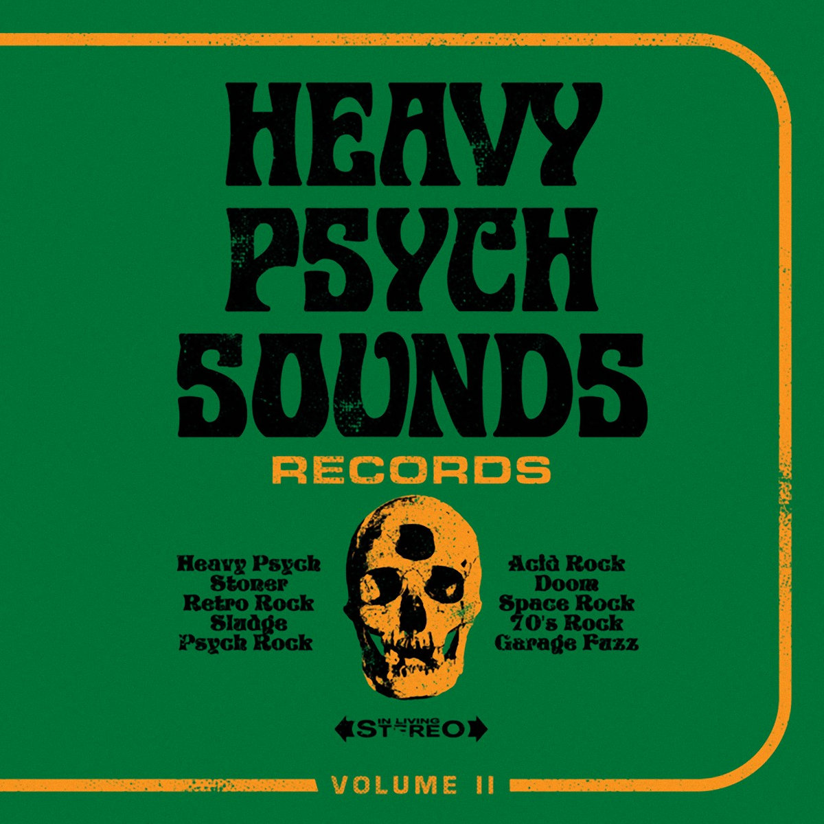 HEAVY PSYCH SOUNDS Sampler VOL II | HEAVY PSYCH SOUNDS Records