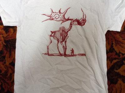 E GONE t-shirt #1 main photo