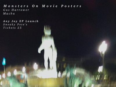 Any Joy E.P. Launch Tickets - 23rd September, Sneaky Pete's main photo