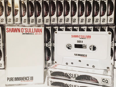 Shawn O'Sullivan LIVE MIX from BNCC July 9th 2017 for Pure Immanence main photo