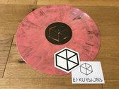 "12"" Ltd Edition Red & Black Vinyl photo"