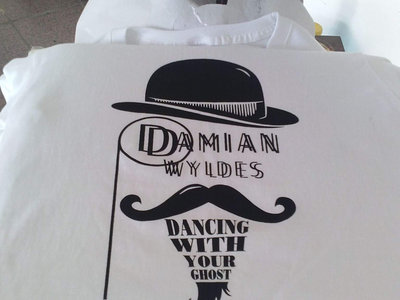 DANCING WITH YOUR GHOST TSHIRT main photo
