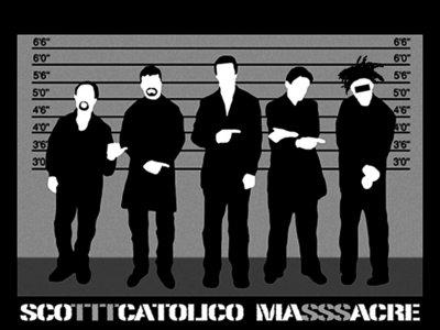 Masssacre Suspects T-Shirt main photo