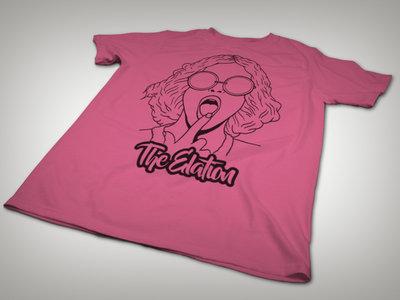 Kim Powderpuff Pink T-Shirt main photo