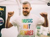 Music Manifesto Tee 2 photo