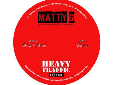 "Matty G ""Slow Motion / Wasps"" HTRV001 main photo"