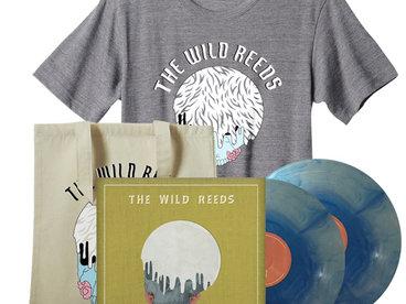 The World We Built (Limited Edition Swirl Vinyl/Shirt/Tote Bundle) main photo