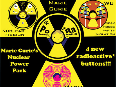 Marie Curies's Nuclear Power Pack main photo