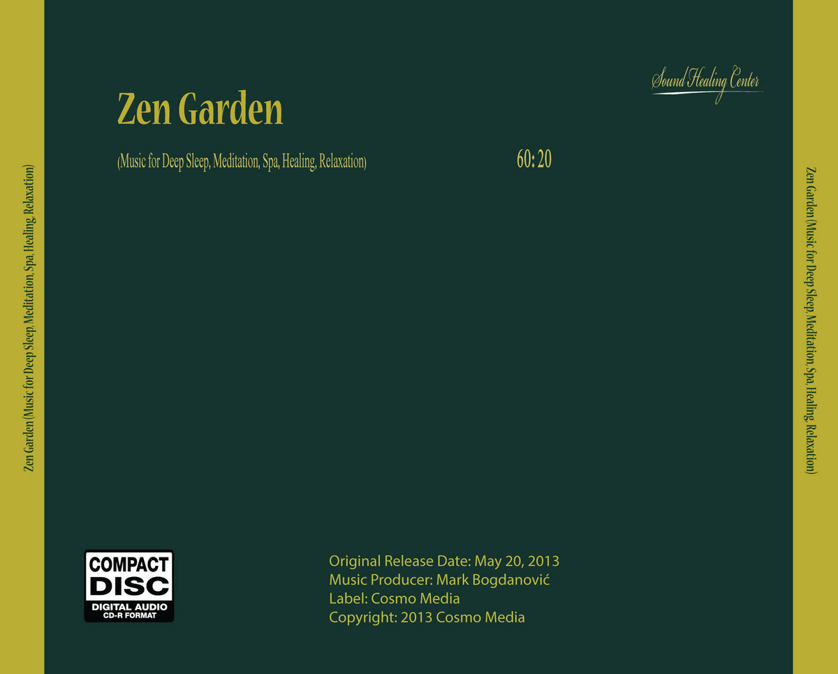 Zen Garden (Music for Deep Sleep, Meditation, Spa, Healing