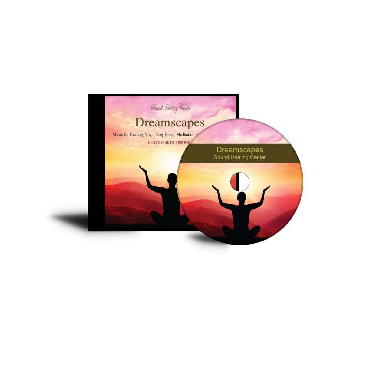 Dreamscapes Music For Healing Yoga Deep Sleep Meditation Spa Relaxation Sound Healing Center Relaxation Meditation Music
