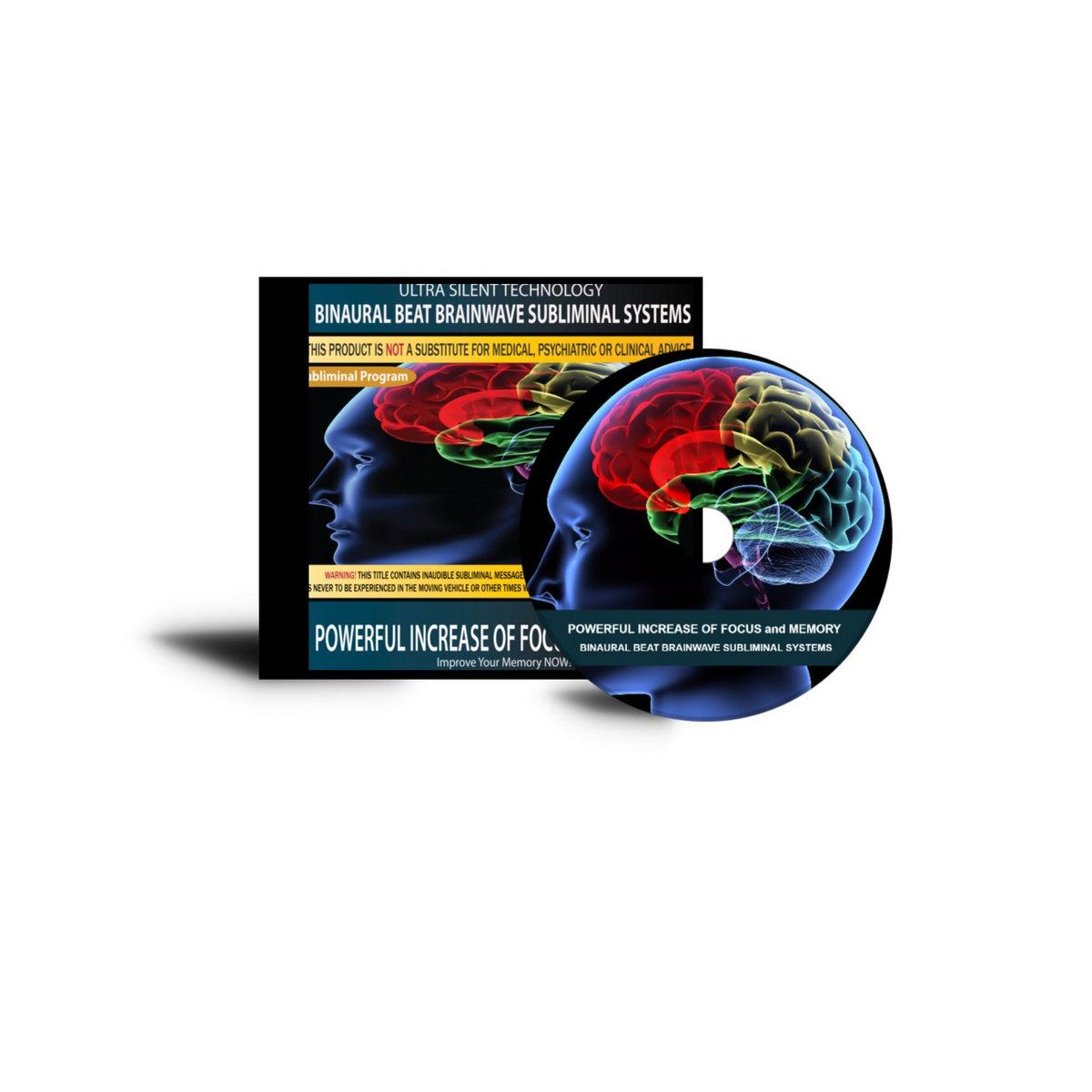 Subliminal Powerful Increase of Focus and Memory | Binaural Beat
