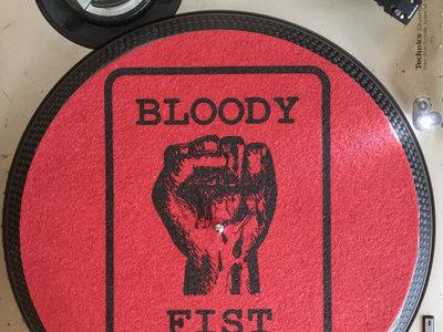 Bloody Fist Slipmats main photo