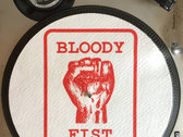 Bloody Fist Slipmats photo